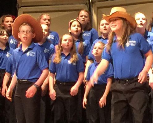 Children's Chorus   Rogue Valley Chorale