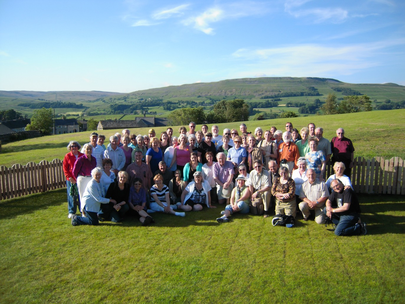 Rogue Valley Chorale in England, 2011